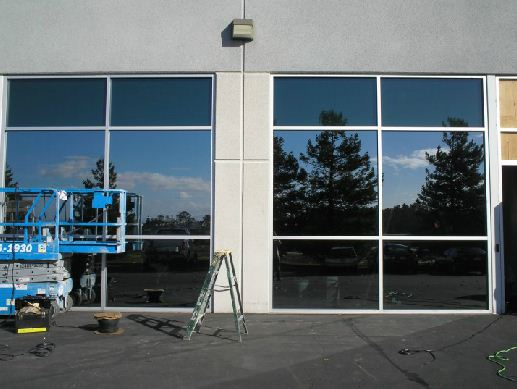 Glass - Commercial Storefronts  - Vallejo Glass Company