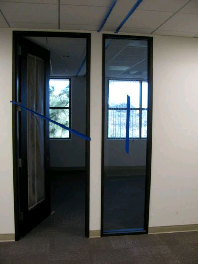 Bank of the West - Pacific Commercial Doors