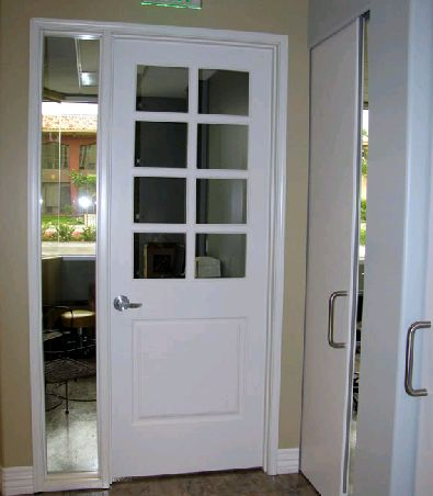 Dental Office - Pacific Commercial Doors