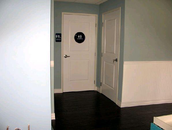Office of Doctor Tom Keller - Pacific Commercial Doors