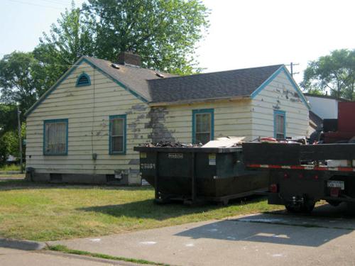 Residential Demolition & Remediation