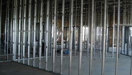 Steel Stud Framing - Plumbline Drywall, Inc.
