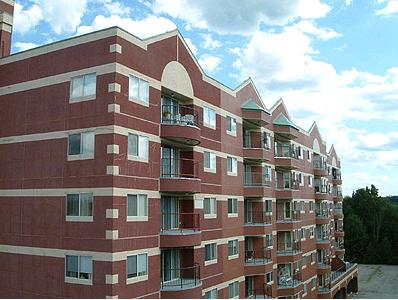Carisbrooke Condominiums - Manchester, NH - Associated Concrete Coatings, Inc.