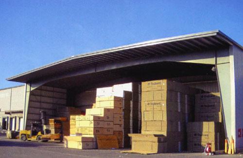 Delicieux Exterior Of Storage Sheds / Canopy (Strober Lumber Co.)   Lakewood, NJ