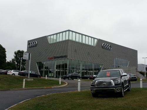 Audi Dealership  - Gervais Plumbing & Heating Inc.