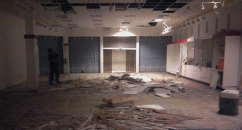 Aeropostale On Going Demolition (Foothills Mall) - A & C Demolition LLC