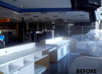 Fast Medical Urgent Care (Before Demolition)  - A & C Demolition LLC