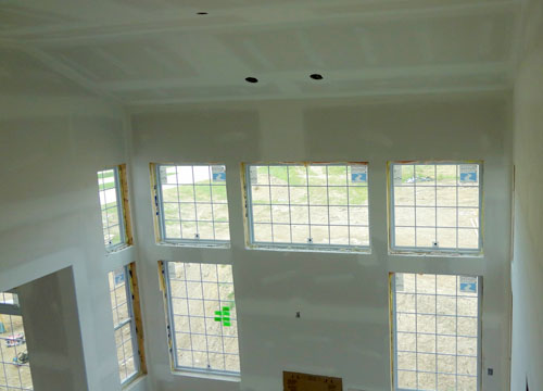 Residential - National Ceiling & Partitions, Inc.