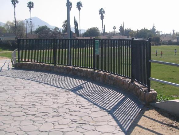 Iron Fence - Mesa Fence Co.