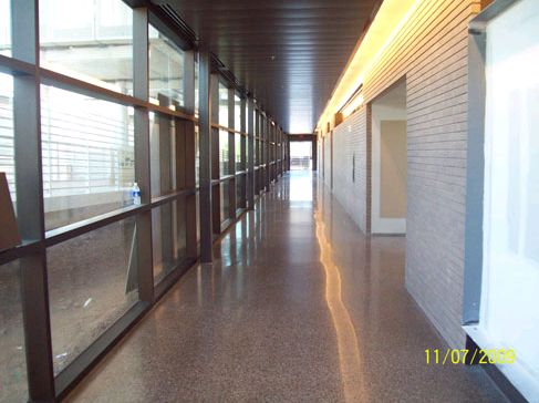 Paradise Valley Community College - Hallway - Building Solutions