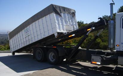 Rubbish Removal - Debris Box