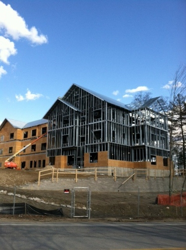 Benchmark Assisted Living - Bedford, NH  - Metro Walls, Inc.