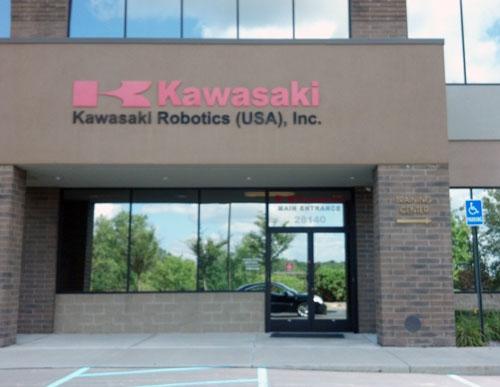 Kawasaki Robotics - Advance Contracting & Electrical Service