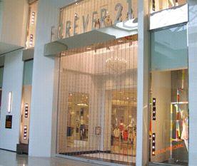 Forever 21 Retail Store - KRDoors, Inc.