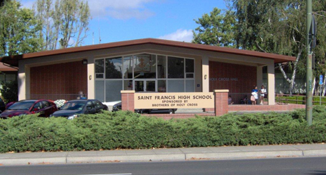 Saint Francis High School, Mountain View, CA  - Cleaning Services - Moreno & Associates, Inc.