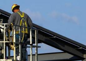 Steel Frame Erection - Joel Hewatt Company, Inc.
