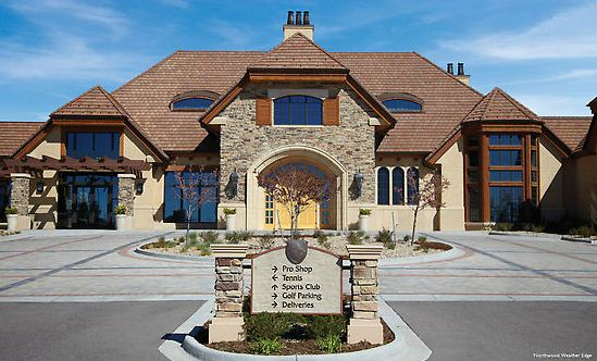 Country Club Exterior  - Environmental StoneWorks