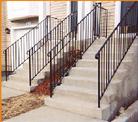 Custom Railings & Metal Fabrications  - LoStocco Metal Works