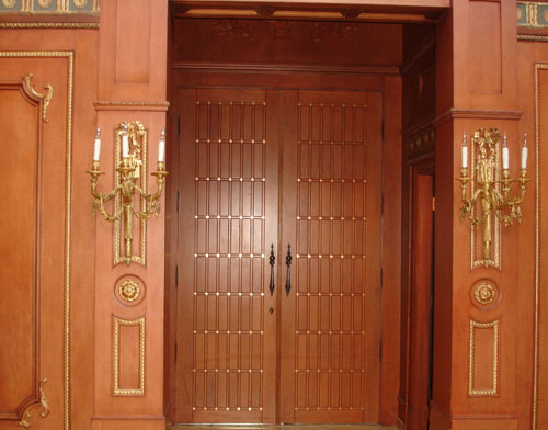 Custom Millwork - Entry & Doors - Cabinet Plus, Inc.