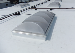 Daylight Harvesting - Shell Roofing Solutions