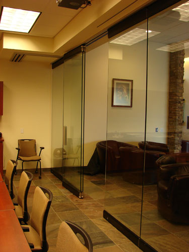 Glass Partitions - Corbin-Hufcor Inc.