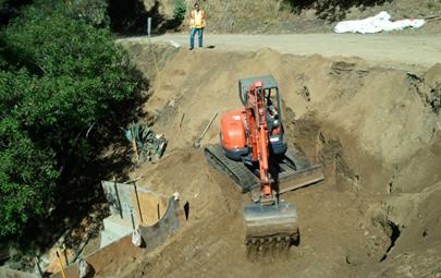 Excavating - Bighorn Grading & Engineering, Inc.