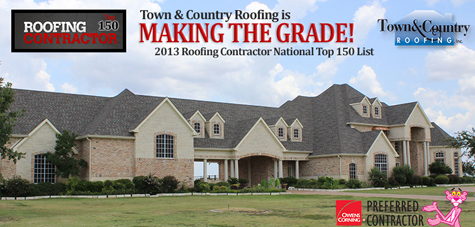 Town & Country Roofing