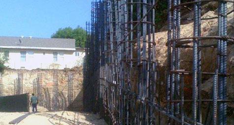 Foundation Construction  - PSR West Coast Builders, Inc.