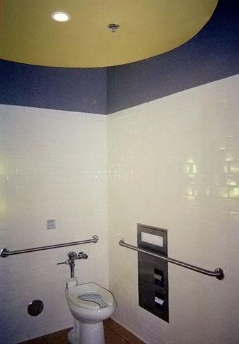 Habit Burger Grill Bathroom 2 - Saddleback Construction Specialties