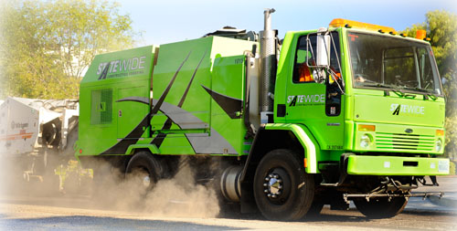 Construction Sweeping  - Statewide Construction Sweeping