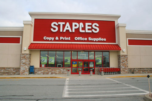 Staples  - New Horizons Technologies, Inc.