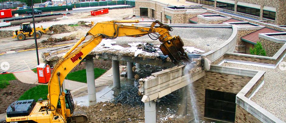 Demolition  - Alpine Demolition Services LLC