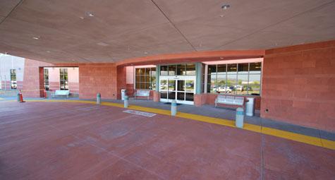 Inland Valley Med Center - Demcon Concrete Contractors
