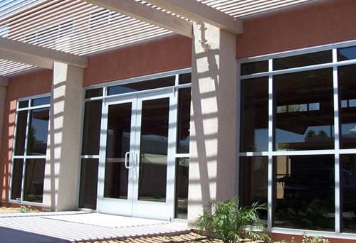Storefront Glass  - Modern Glass, Inc.