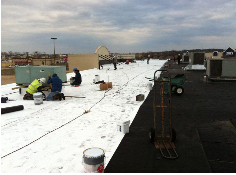 Dt Roofing Llc Commercial Roofing Image Proview