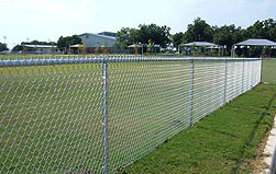 Chain Link Fences - Legend Fence Corp.