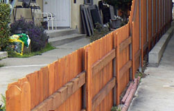 Wood Fences - Legend Fence Corp.