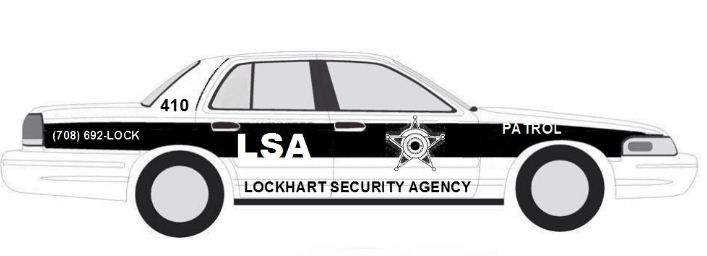 Mobil Patrol Services - Lockhart Security Agency LSA
