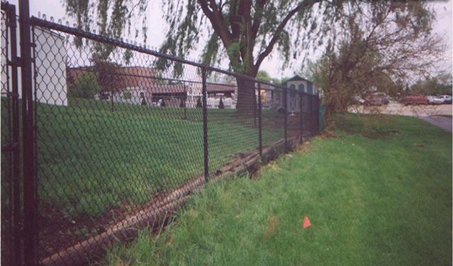 Chain Link Fence 2 - Fence Connection, Inc.