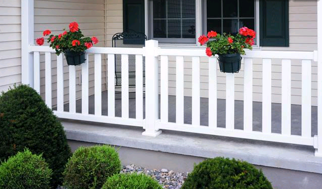 PVC Fence - Fence Connection, Inc.