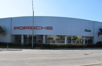 Porsche Dealership - AFTER - Envirotek Industrial Cleaning Inc.