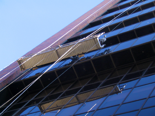 Building Glass Exterior