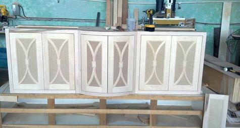Bathroom Vanity Cabinets  - Rios Construction & Cabinetry Work