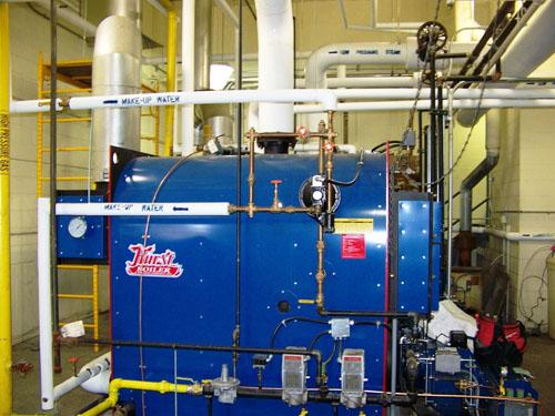 New Boiler Installations at Maryland Elementary School - M & M Welding & Fabricators, Inc.