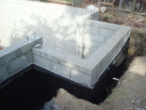 CMU Basement - BDCe Concrete Corp.