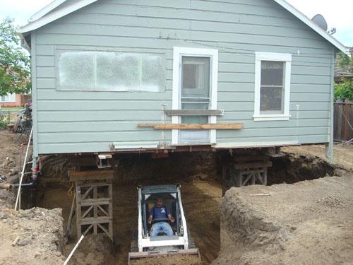Historic Basement under Existing house - BDCe Concrete Corp.