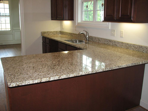 Countertops - Blue Coral Stoneworks, LLC