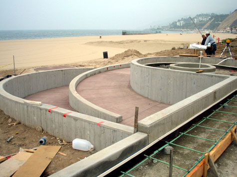 Commercial Concrete Projects - Tony Servera Co., Inc.