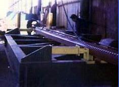 Cambering - Romero Steel Company, Inc.