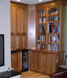 Fine Custom Cabinetry & Shelving  - Colorado Kitchen Distributors, Inc.